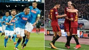 La Serie A vuelve con dos platos fuertes