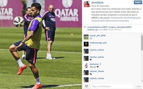 Sigue el 'caso Alves' en el FC Barcelona