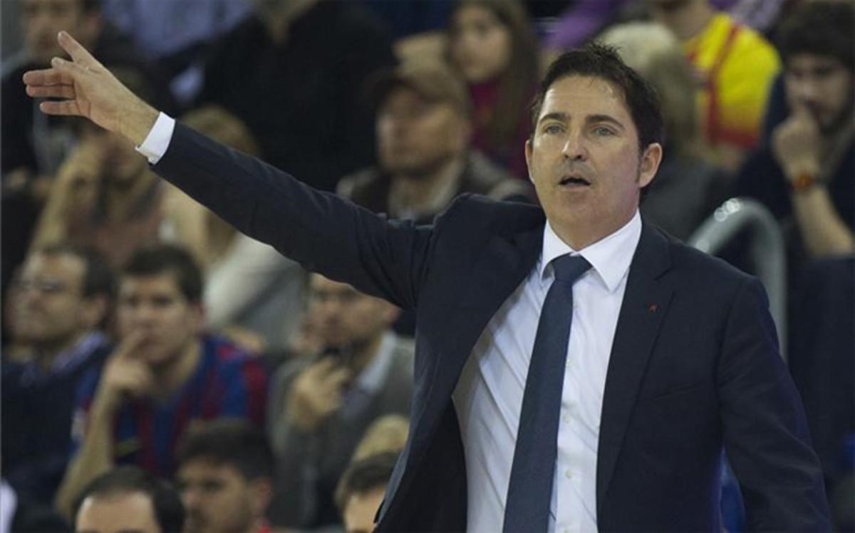 """Pascual: """"Ha sido her�ico lo que han hecho los jugadores y el Palau"""""""