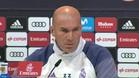 Zidane habló del rendimiento de Isco
