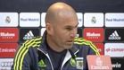 Zidane se pronuncia sobre la final de Copa