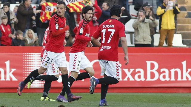 Video resumen del Nàstic - Tenerife (1-1) - Liga 123