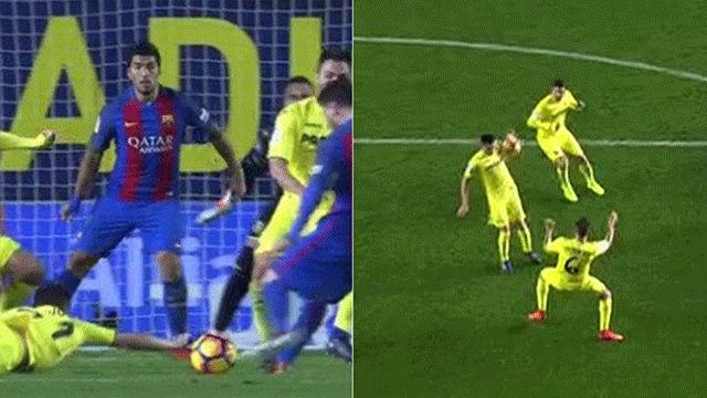 Video resumen: El dudoso penalti por mano en el Villarreal - Real Madrid (2-3)
