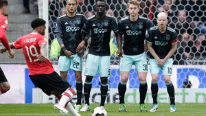 Locadia marcó un gol decisivo para el PSV