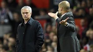 Pep Guardiola y José Mourinho se pelearán por el fichaje de Mendy