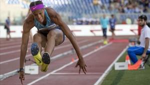 Yulimar se impuso a la campeona olímpica y mundial