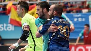 El Barça Lassa se jugará el título este lunes en territorio hostil