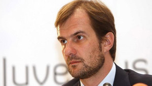 Francesco Calvo es el Director Comercial del Barça