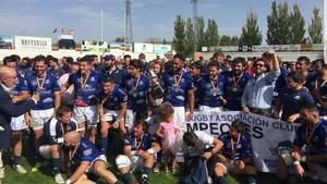 El VRAC, campeón de la Supercopa de España de rugby