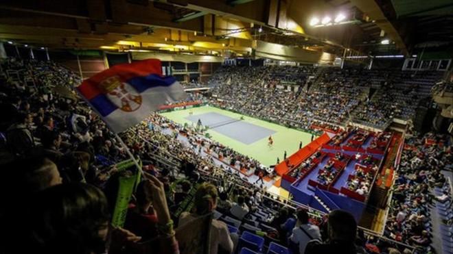 El Aleksandar Nikolic Hall de Belgrado acogerá el Serbia-España