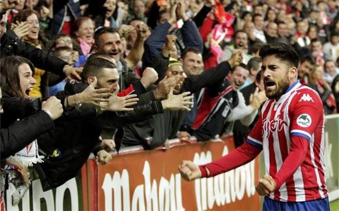 Carmona desat� el j�bilo en El Molin�n con su gol