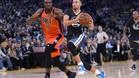 Curry brill� con 46 puntos para sepultar a los Thunder en temporada regular
