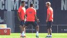 �A qui�n imitaba Gerard Piqu� ante Leo Messi y Luis Su�rez?