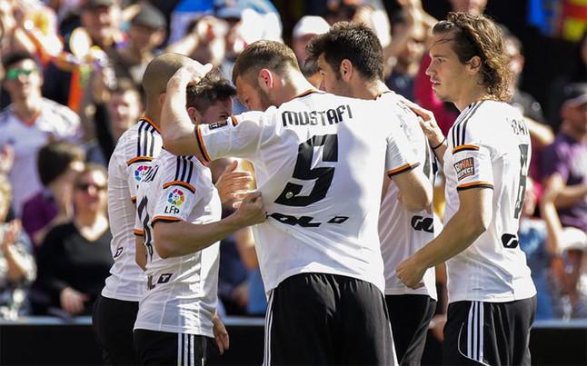 Piatti dio la victoria al Valencia ante un rival que no creó peligro