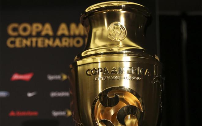 Sepa cuánto pesa el trofeo de la Copa América Centenario