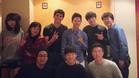 Lee y Ale�a celebraron el A�o Nuevo Chino con sus amigos
