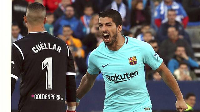 Luis Suárez le dedicó su segundo gol al Pichu Cuéllar (ES)