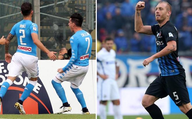 El N�poles y el Inter, cara y cruz de la jornada