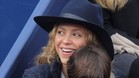 Shakira desvela c�mo vive Piqu� sus �ltimas pol�micas