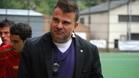 Xavi Roura tiene ante s� el objetivo de ascender al Sportivo San Lorenzo a la primera divisi�n paraguaya