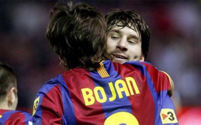 NOTICIA | Descubren que Messi y Bojan son 'primos lejanos' 1318408527623