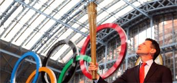 El recorrido de la antorcha olímpica ya está listo