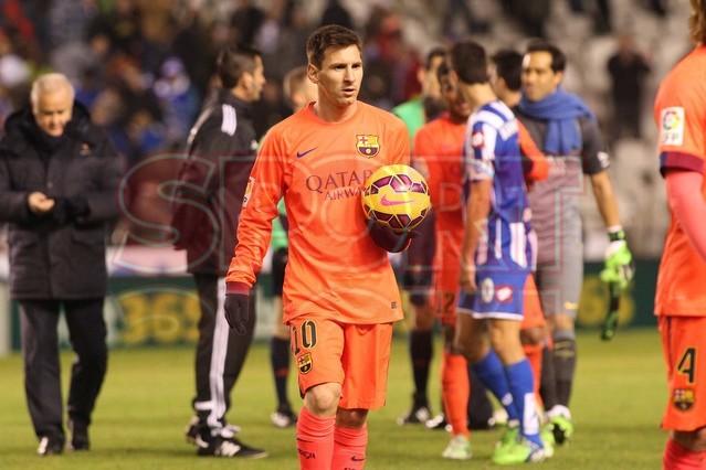 صور : مباراة ديبورتيفو لاكورونيا - برشلونة 0-4 ( 18-01-2015 )  1421614440223