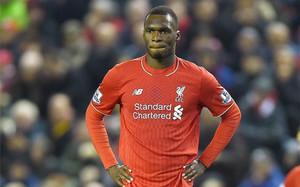Benteke fue de los pocos habituales del Liverpool con quienes contó Klopp