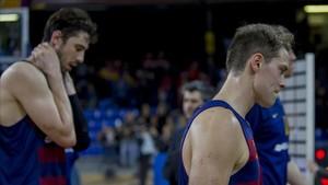 El Barça sigue sin salir de su dinámica negativa