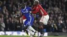 NGolo Kanté brilló e impresionó ante el Manchester United