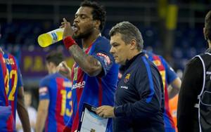 Xavi Pascual espera un Palau Blaugrana lleno hasta la bandera