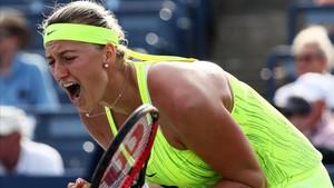 Petra Kvitova desvelará el viernes si juega