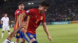 Jorge Meré jugará en el Colonia