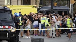 Barcelona está de luto