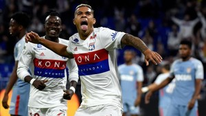 Mariano está rindiendo a un buen nivel en el Olympique de Lyon