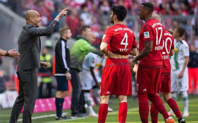 El Bayern no pudo conquistar la Bundesliga en casa
