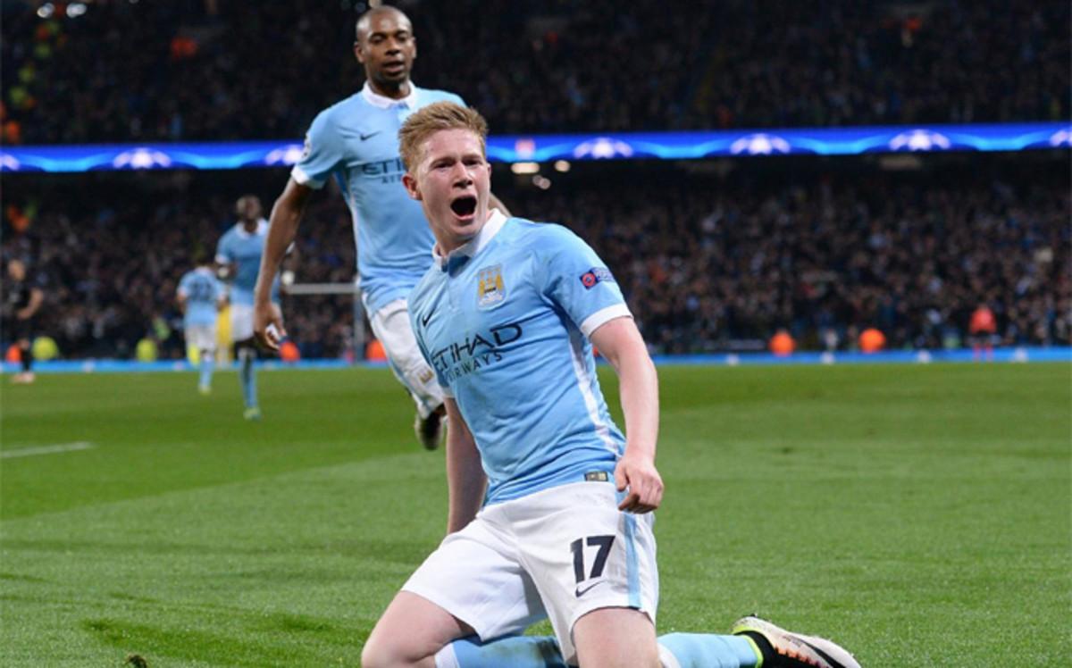 El Manchester City presentó su nuevo escudo y cambió su cuenta de Twitter