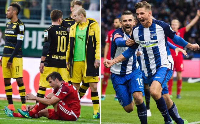 La Bundesliga est� al rojo vivo