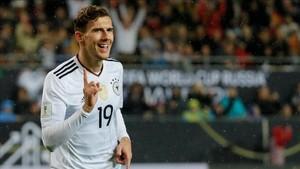 Goretzka es uno de los jugadores alemanes con más proyección
