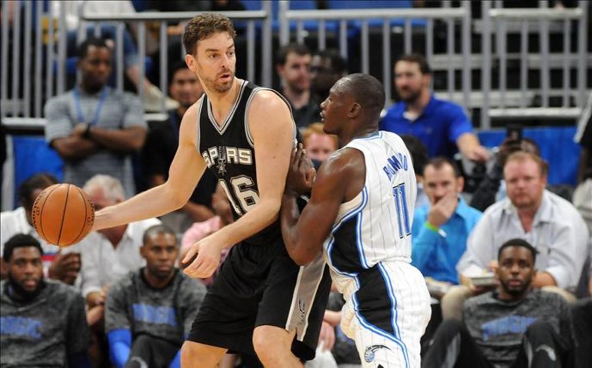 La hist�rica lista de 10 espa�oles en la NBA