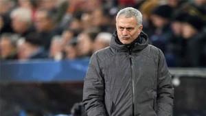 Jose Mourinho criticó a uno de sus jugadores