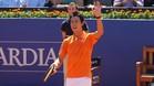 Kei Nishikori fue campeón en 2014 y 2015 y finalista el año pasado ante Rafa Nadal