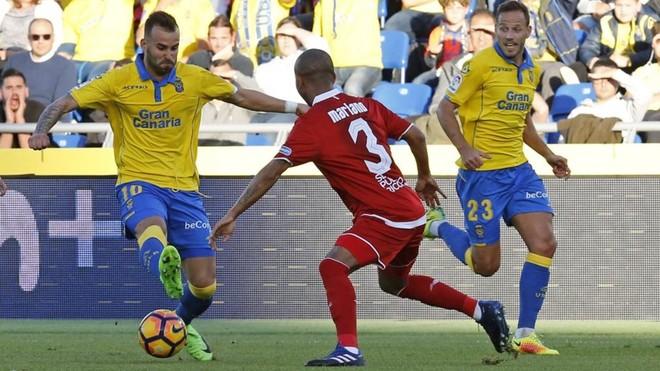 Las Palmas y Real Sociedad quieren redimirse de sus recientes derrotas