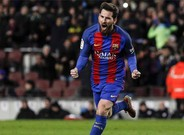 Messi habló de su futuro en el Barcelona