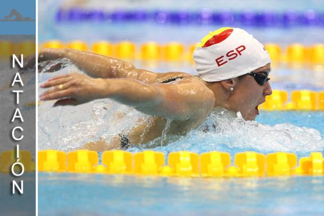 juegos olimpicos natacion: