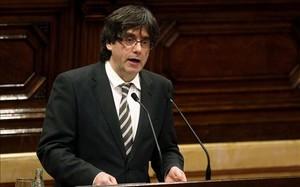 Puigdemont estará en el palco de Cornellà