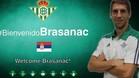 El serbio Brasanac, nuevo refuerzo para el Betis de Gustavo Poyet