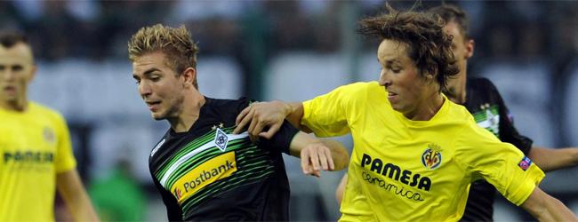El Villarreal inicia la fase de grupos con un meritorio empate