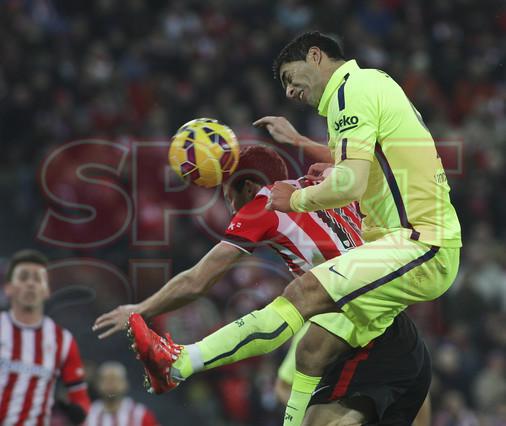 صور : مباراة أتليتيكو بلباو - برشلونة  2-5 ( 08-02-2015 ) 1423435247233