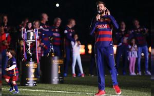 Piqué no se muerde la lengua para defender al Barça y a sí mismo